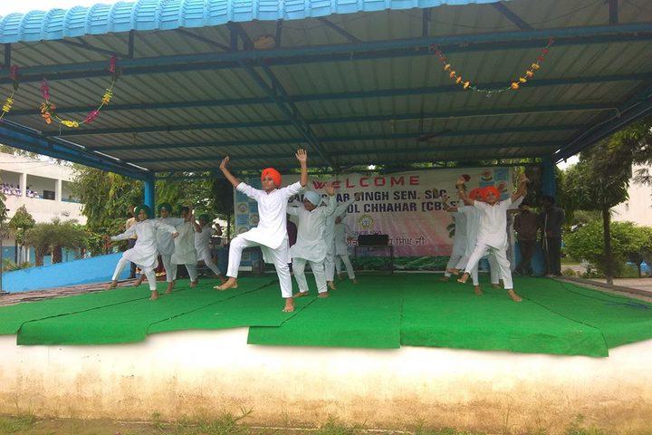 Sant Ishar Singh Public School-Dance