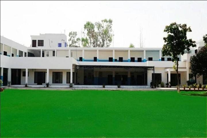 Sant Ishar Singh Public School- campus