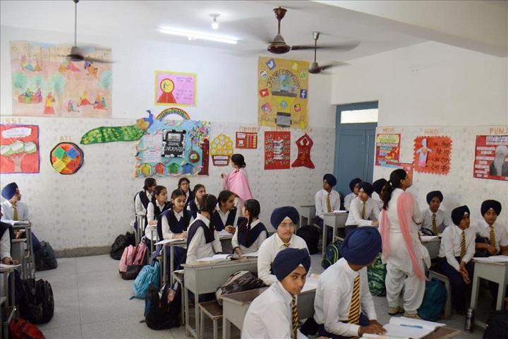 Sant Ishar Singhji Memorial Public School-Classroom decoration