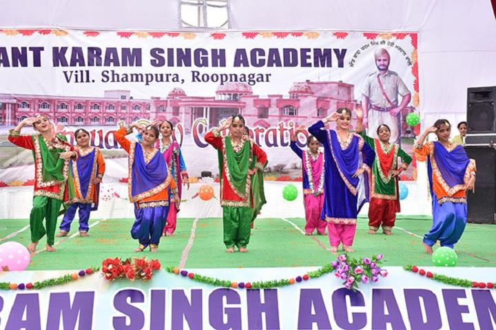 Sant Karam Singh Academy-Annual Day