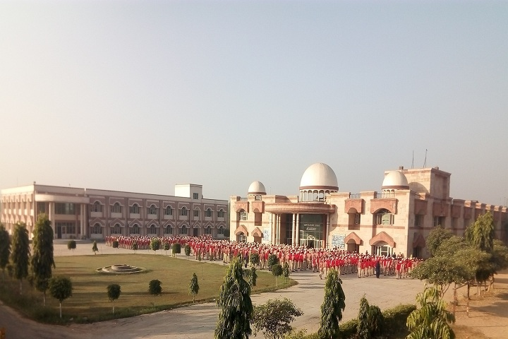 Sant Karam Singh Academy-Campus