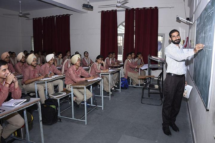 Sant Karam Singh Academy-Classroom