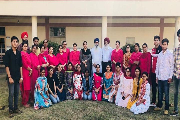 Sant Karam Singh Academy-Group Photo