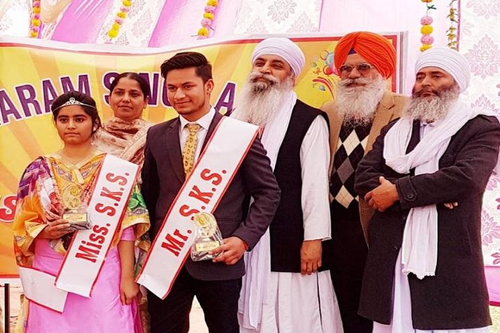 Sant Karam Singh Academy-Farewell party