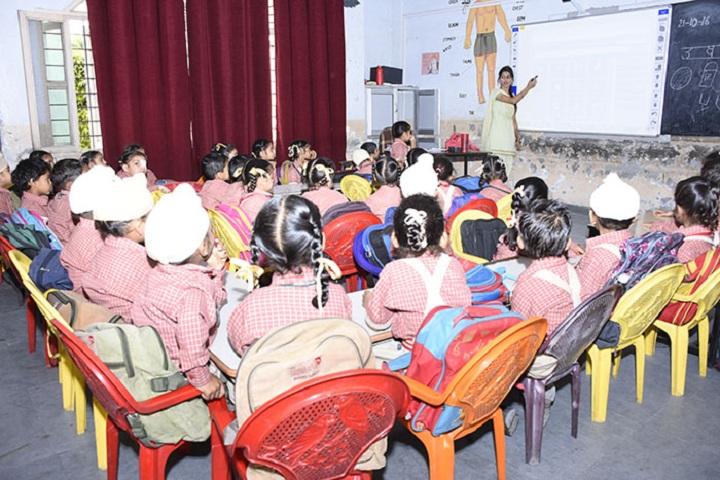 Sant Karam Singh Academy-Smart Classes
