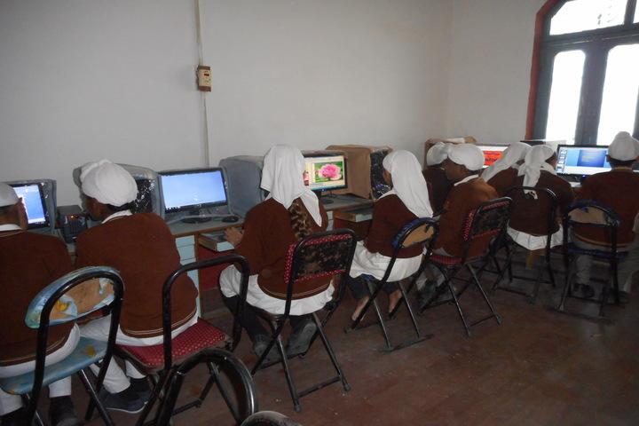 Sant Sar Public School-Computer Lab