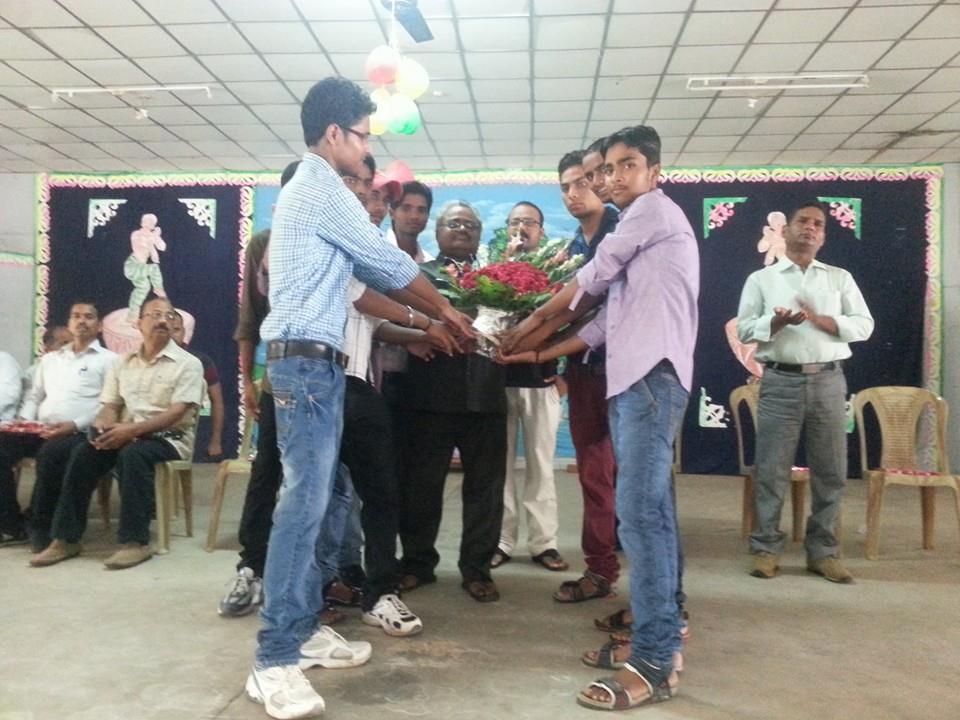 Jawahar Navodaya Vidyalaya-Farewell Day