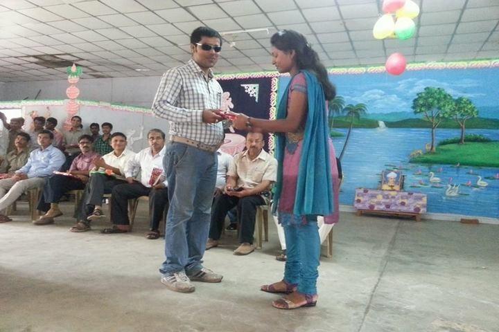 Jawahar Navodaya Vidyalaya-Gifts Distribution