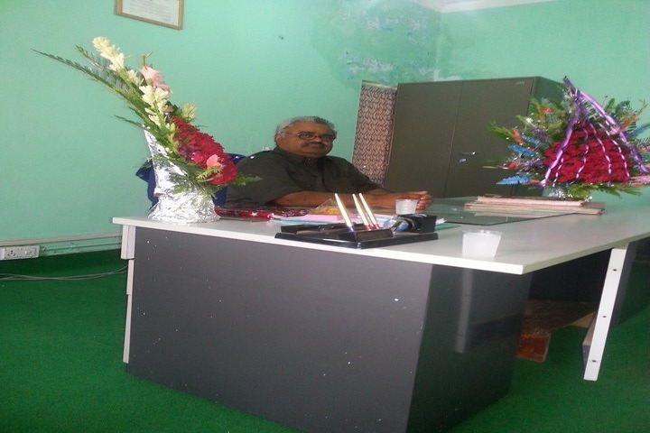 Jawahar Navodaya Vidyalaya-Principal Room