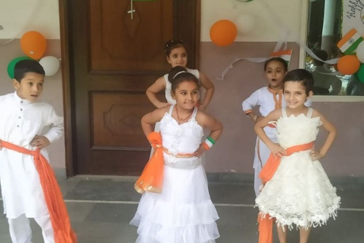 Saransh International School-Dance