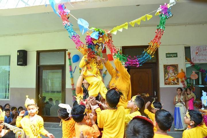 Saransh International School-Janmashtami Celebrations