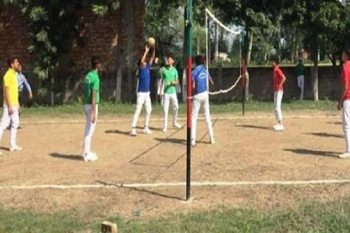 Saransh International School-Play Area