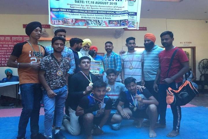 Saransh International School-Sports Champions