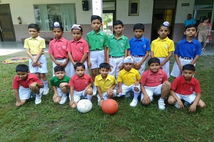 Saransh International School-Sports