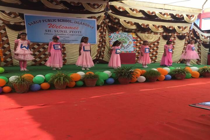 Sarup Public School-Event