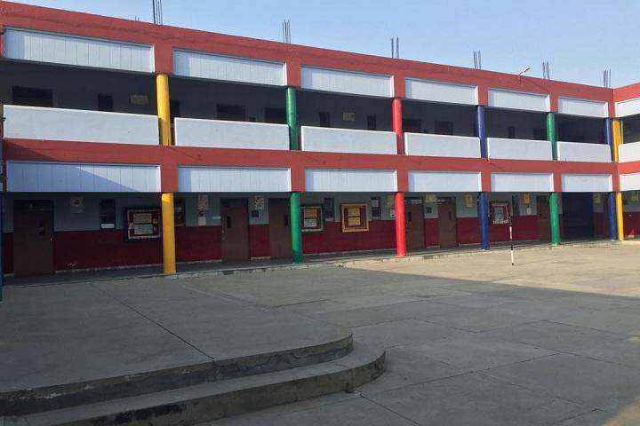 Sarup Public School-Campus