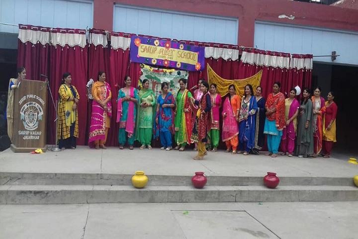 Sarup Public School-Events