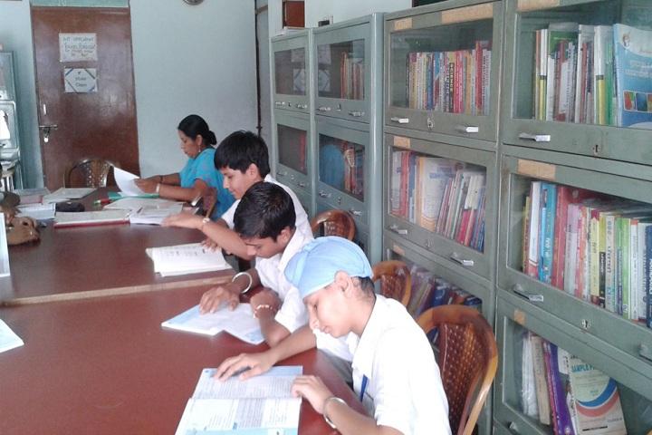 Sarup Public School-Library