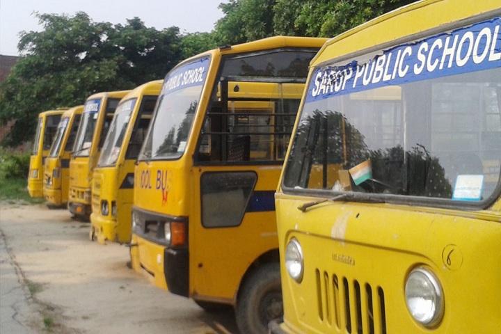 Sarup Public School-Transport