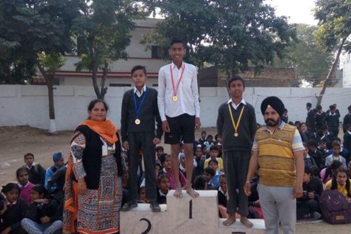 Sarvhitkari Senior Secondary Vidya Mandir-Winners
