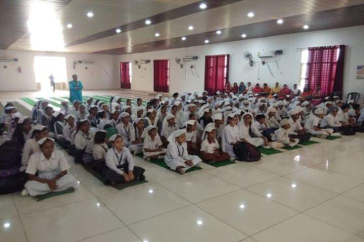 Sarvhitkari Vidya Mandir-Hall