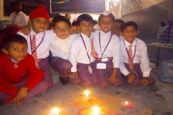 Satluj Public School-Diwali Celebrations