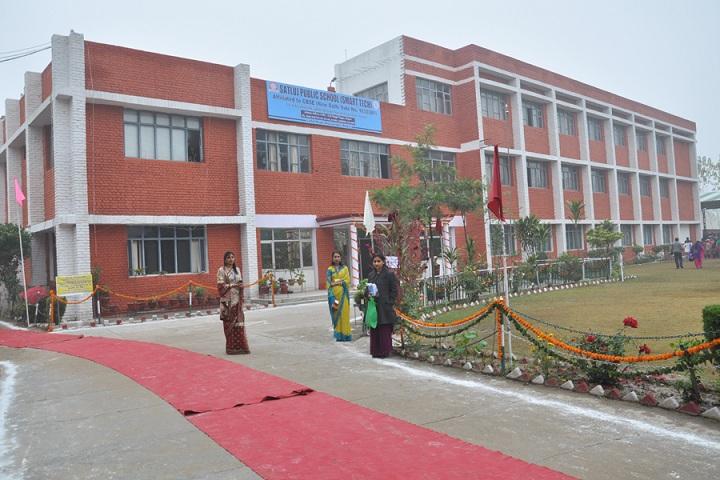 Satluj Public School-Campus