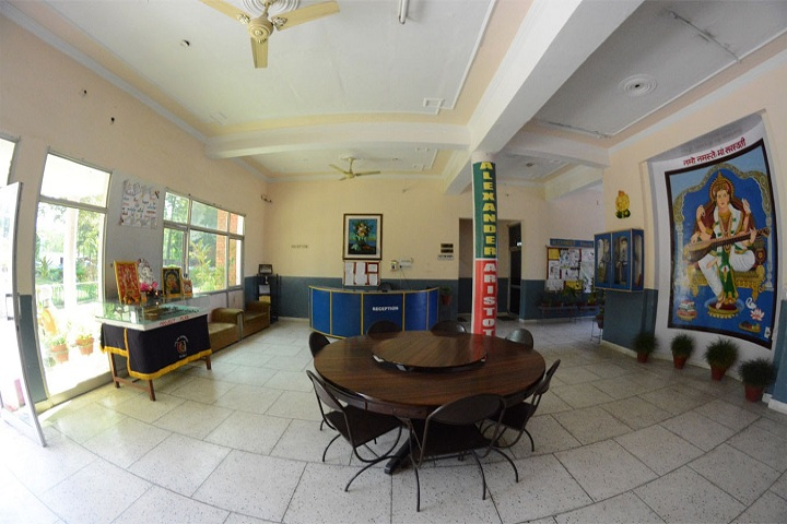 Satluj Public School-Reception