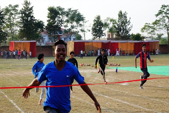 Satluj Public School-Sports Day