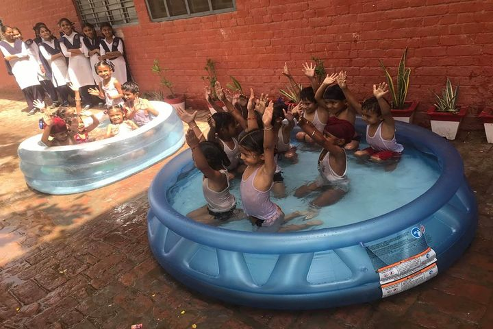 Satluj Public School-Kids Area