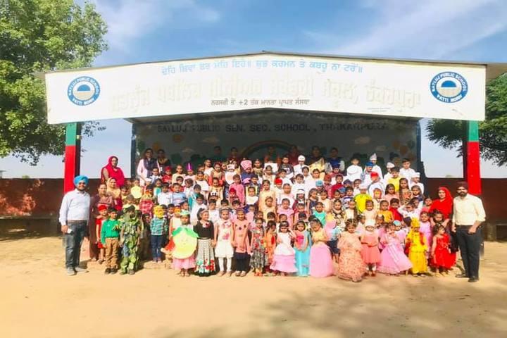 Satluj Public School-Kids