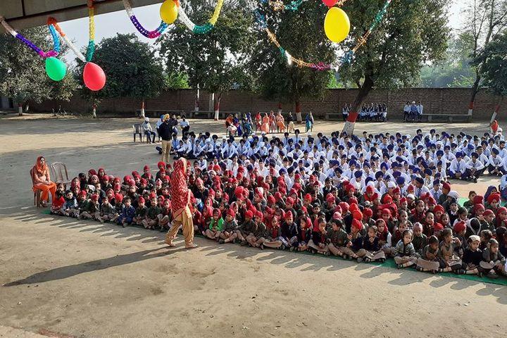 Satluj Public School-Activity