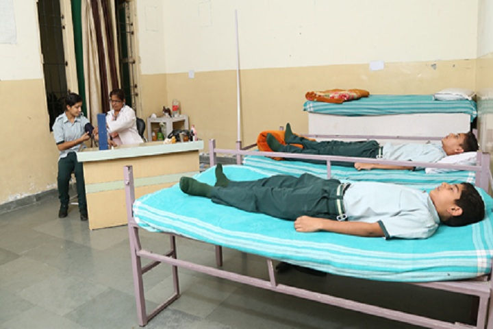 Sbrs Gurukul-Medical Facility
