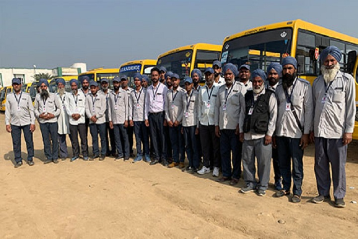 Sbrs Gurukul-Transport