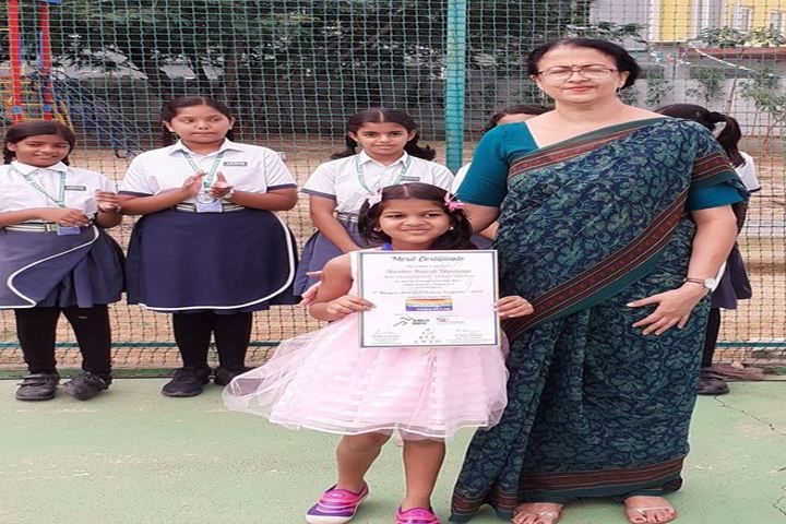 Arbor International School-Achievement