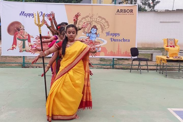 Arbor International School-Cultural Activities