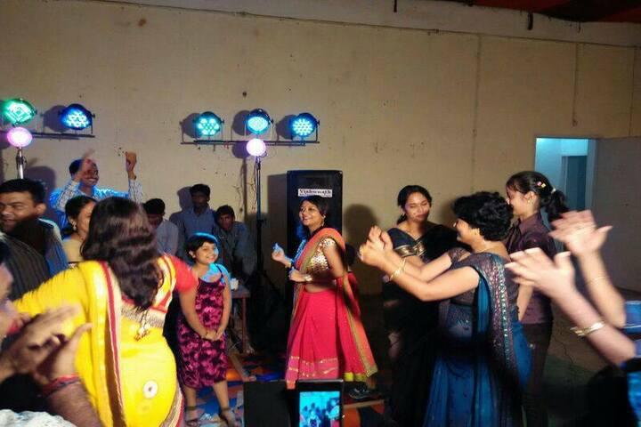 Jawahar Navodaya Vidyalaya-Staff Dance