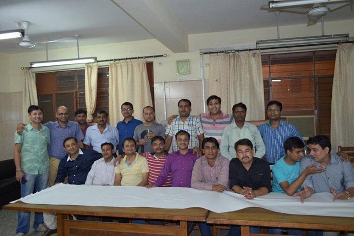 Jawahar Navodaya Vidyalaya-Staff Group Photo