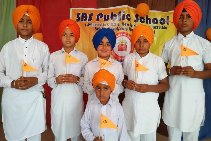 S B S Public School-Cultural Fest