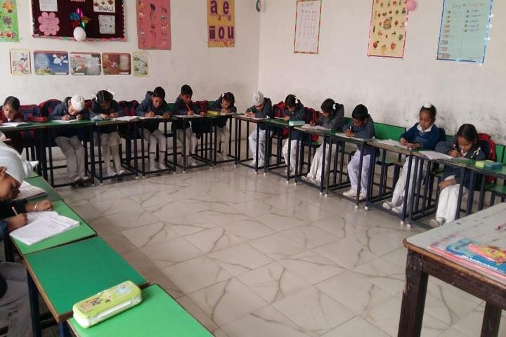 S B S Public School-Classroom