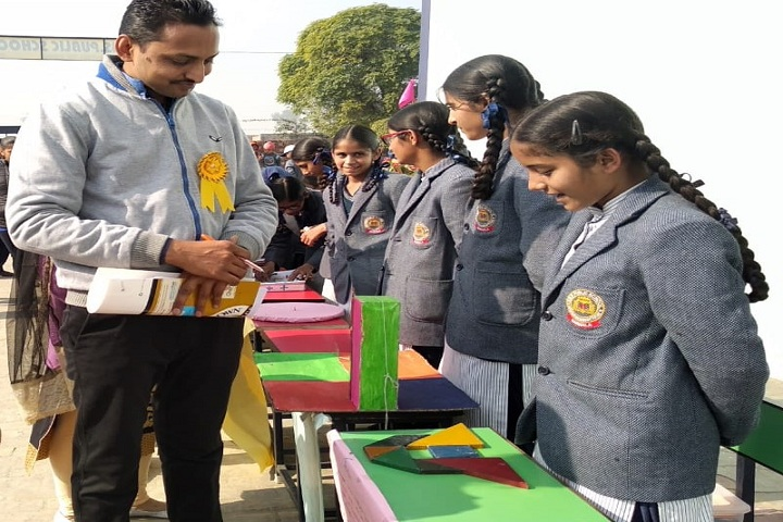 S B S Public School-Science Fair