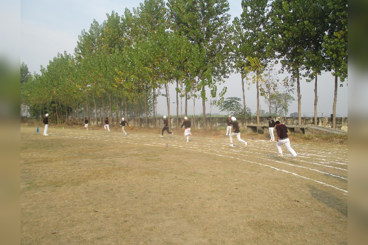 Sport Activity on Annual Sport Day