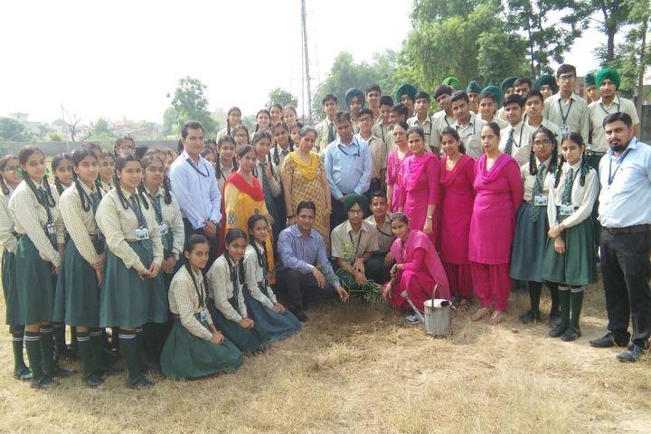 Scholars Public School-Envinorment Day