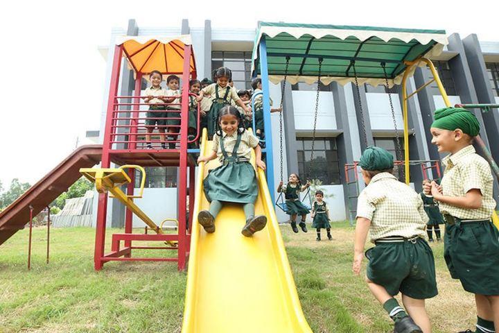 Scholars Public School-Kids Ground