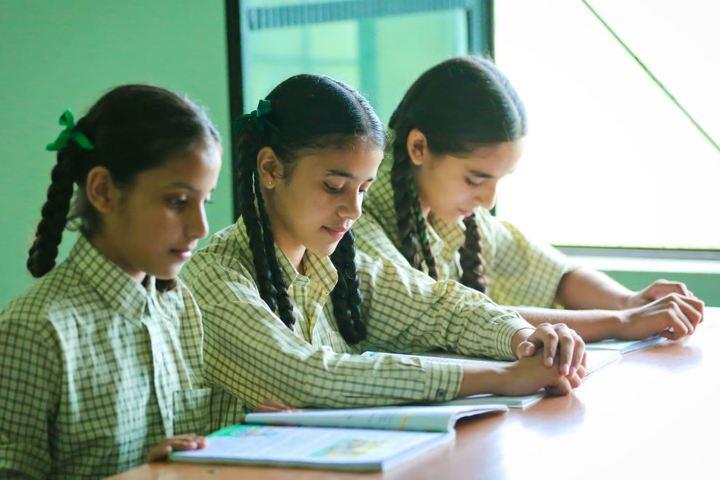 Scholars Public School-Study Hours