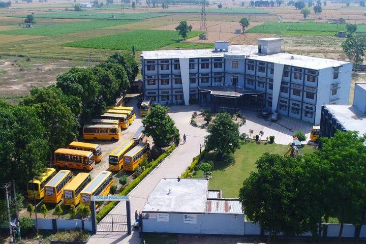 Scholars Public School-Transport
