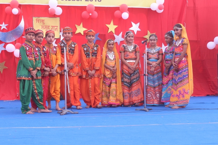 Sh Surender Kumar Gupta Saruhitkari Vidya Mandir-Festival Celabrations