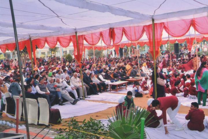 Shah Balwant Rai D A V Public School-Annual Day