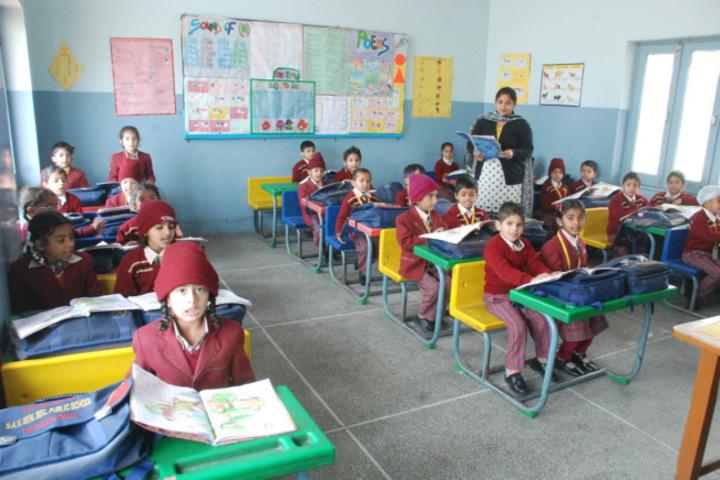 Shah Balwant Rai D A V Public School-Classroom