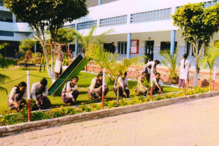 Shah Balwant Rai D A V Public School-Environment Day